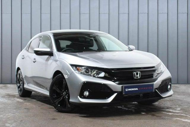 2019 Honda Civic 1.6 i-DTEC EX (s/s) Hatchback 5d (19 reg)
