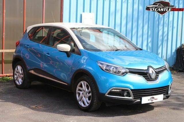 2017 Renault Captur 0.9 Dynamique Nav (66 reg)