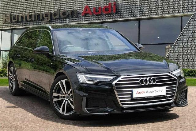 2019 Audi A6 Avant 2.0 40 TDI S Line (UZ reg)