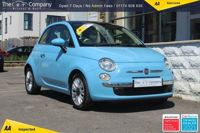 2014 Fiat 500 1.2 LOUNGE (s/s) (64 reg)