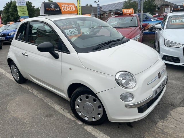 2013 Fiat 500 1.2 POP (13 reg)