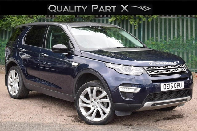 2015 Land Rover Discovery Sport 2.2TD HSE Luxury (15 reg)