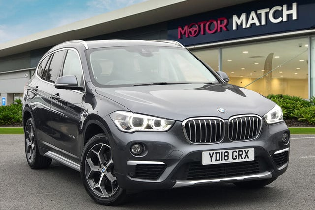 2018 BMW X1 2.0TD xDrive18d xLine Sport Auto (18 reg)