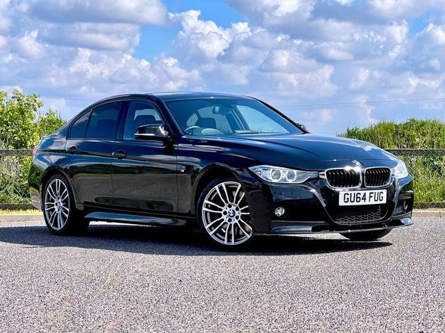 2014 BMW 3 Series 3.0TD 335d xDrive M Sport Saloon 4d (64 reg)