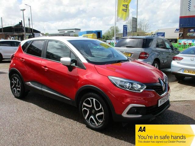 2019 Renault Captur 0.9 TCe Iconic (19 reg)