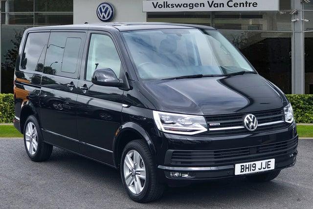 2018 Volkswagen Transporter 2.0BiTDI T32 Startline BMT SWB DSG 4Motion (19 reg)