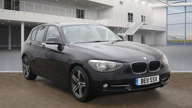 2014 BMW 1 Series 1.6TD 114d Sport 5d (63 reg)