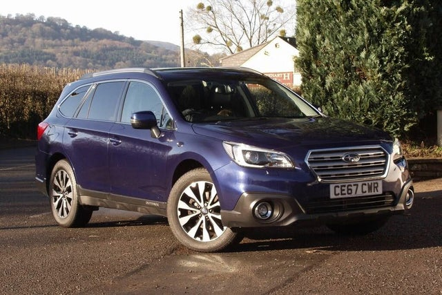2017 Subaru Outback 2.5i SE Premium (67 reg)