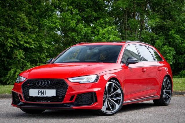 2019 Audi RS4 Avant 2.9 TFSI quattro Audi Sport Edition (19 reg)