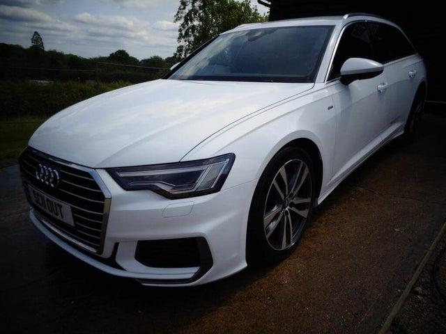 2019 Audi A6 Avant 3.0 50 TDI S Line (UZ reg)