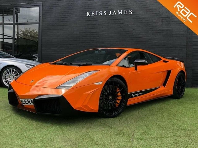 2008 Lamborghini Gallardo 5.0 (500bhp) Coupe (WG reg)