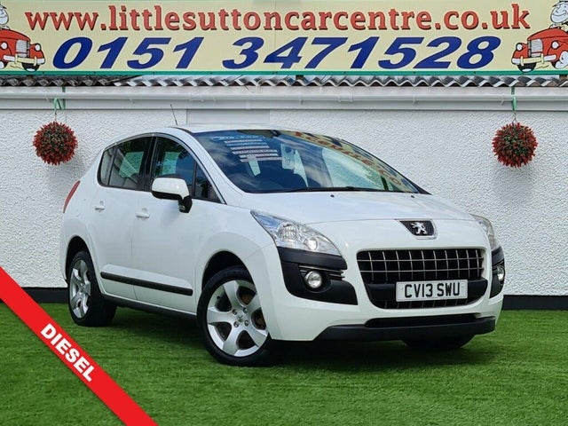 2013 Peugeot 3008 Crossover 1.6HDi Active (13 reg)