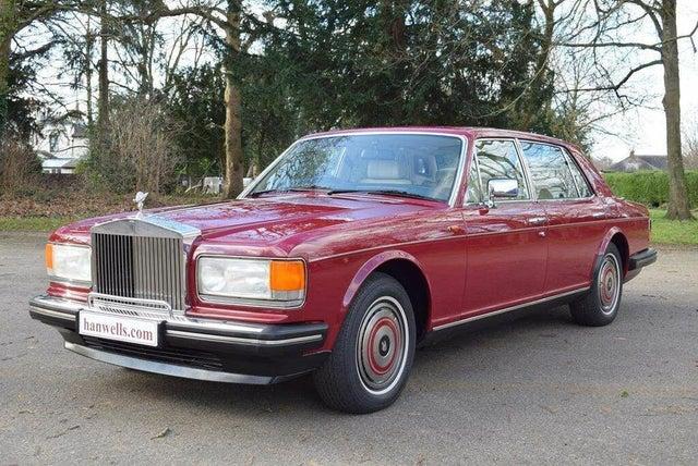 1988 Rolls-Royce Silver Spur 6.8