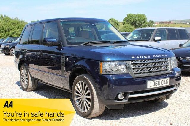 2010 Land Rover Range Rover 5.0 Autobiography (LL reg)