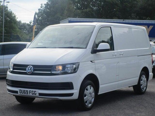 2019 Volkswagen Transporter 2.0TDI T28 Trendline BMT SWB (102ps)(Eu6dT-E) (69 reg)