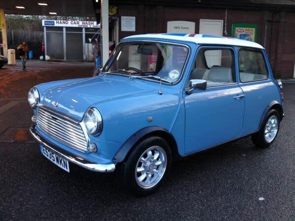 1988 Austin Mini 1.0 City E