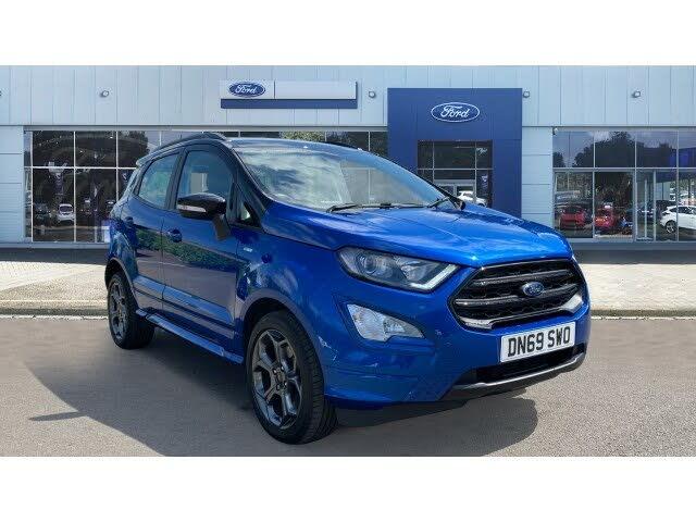 2019 Ford EcoSport ST-LINE (69 reg)