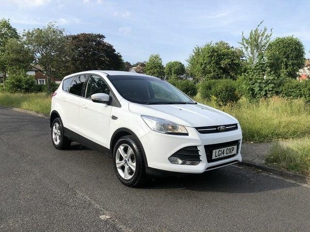 2014 Ford Kuga 2.0TDCi Zetec (140ps) (14 reg)