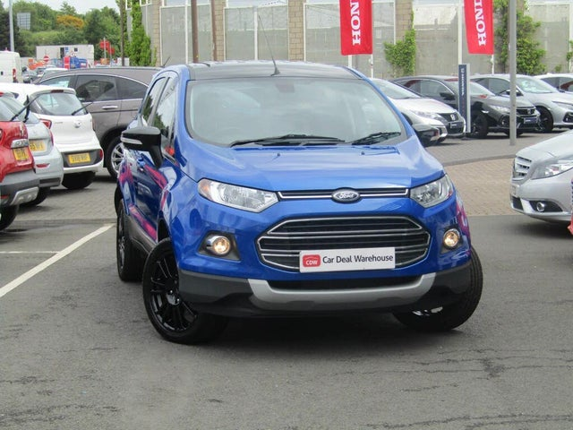 2017 Ford EcoSport 1.0T Titanium S (140ps) (66 reg)