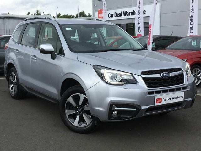 2017 Subaru Forester 2.0TD XC (17 reg)