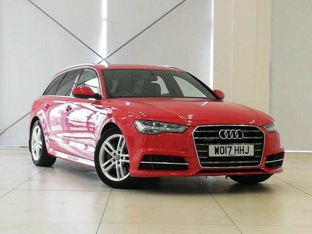 2017 Audi A6 Avant 3.0TDI quattro S Line (272ps) (17 reg)