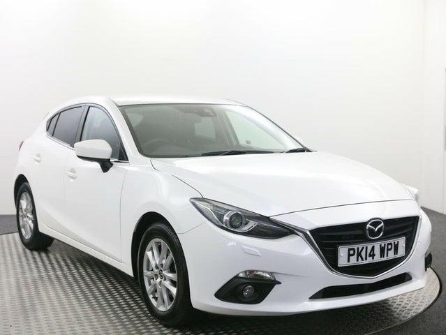2014 Mazda Mazda3 2.0 SE-L Hatchback 5d Auto (14 reg)