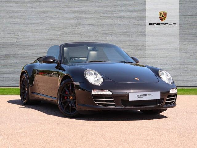 2010 Porsche 911 3.8 Carrera 4 S Cabriolet PDK (10 reg)