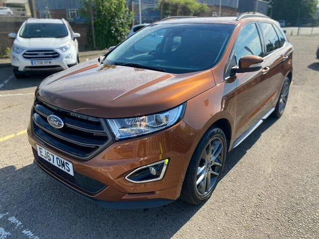 2017 Ford Edge 2.0TDCi Sport (180ps) (Lux Pack) (67 reg)