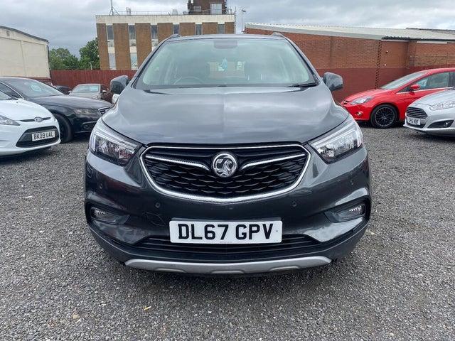 2017 Vauxhall Mokka X 1.6CDTi Active (136ps) ecoTEC (s/s) (67 reg)