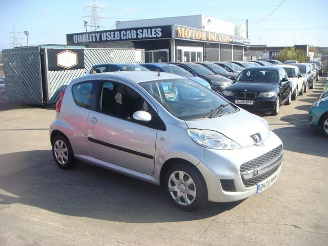 2009 Peugeot 107 1.0 Urban 12v 3d (09 reg)