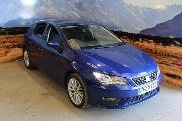 2019 Seat Leon 1.6TDI SE Dynamic (s/s) Hatchback (SZ reg)