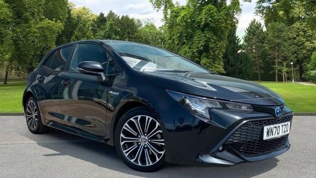 2020 Toyota Corolla 2.0 VVT-i Design (Spare Wheel) Hatchback (70 reg)