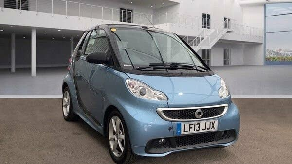 2013 Smart fortwo 1.0 Pulse (71bhp) Cabriolet Softouch (13 reg)