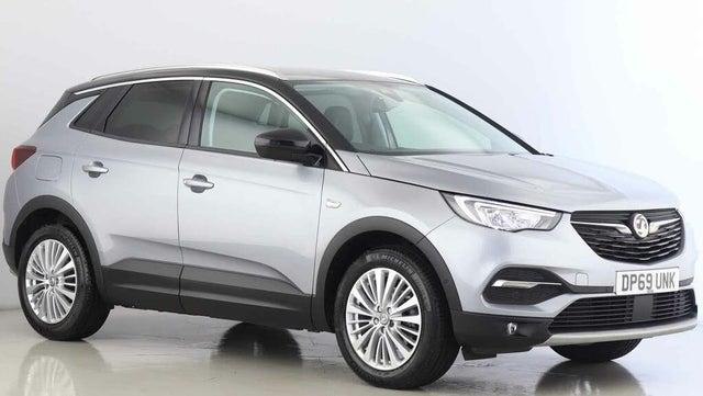2020 Vauxhall Grandland X (VZ reg)