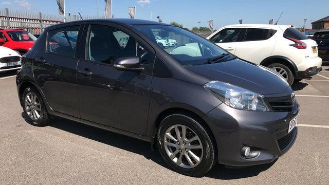 2013 Toyota Yaris 1.33 Icon+ (63 reg)