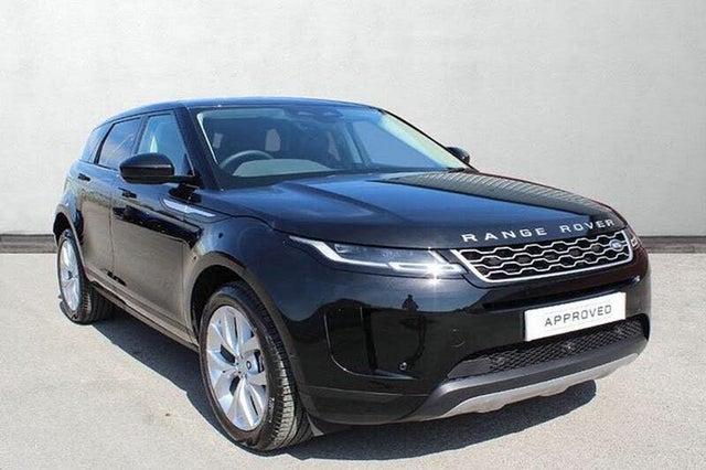 2021 Land Rover Range Rover Evoque 2.0 P250 SE (249ps) (21 reg)