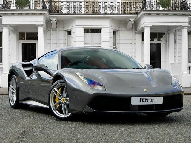 2016 Ferrari 488 3.9 488 GTB (16 reg)