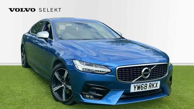 2019 Volvo S90 2.0TD D4 R-Design (YP reg)