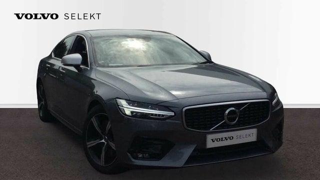 2019 Volvo S90 2.0 T4 R-Design (19 reg)