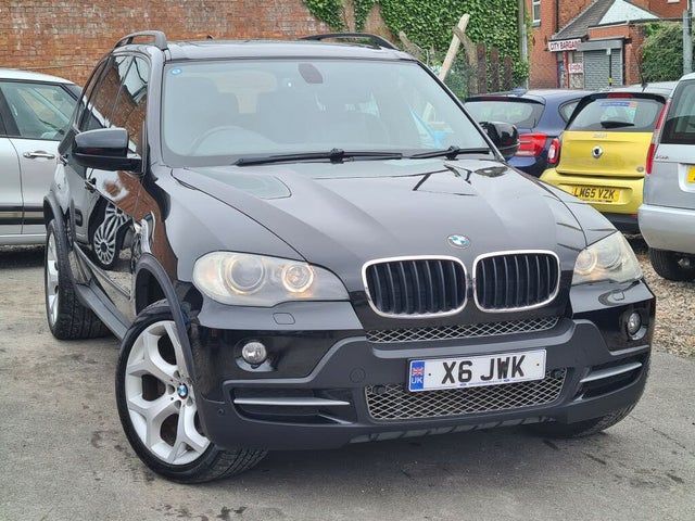 2009 BMW X5 3.0TD SE 3.0d (JW reg)
