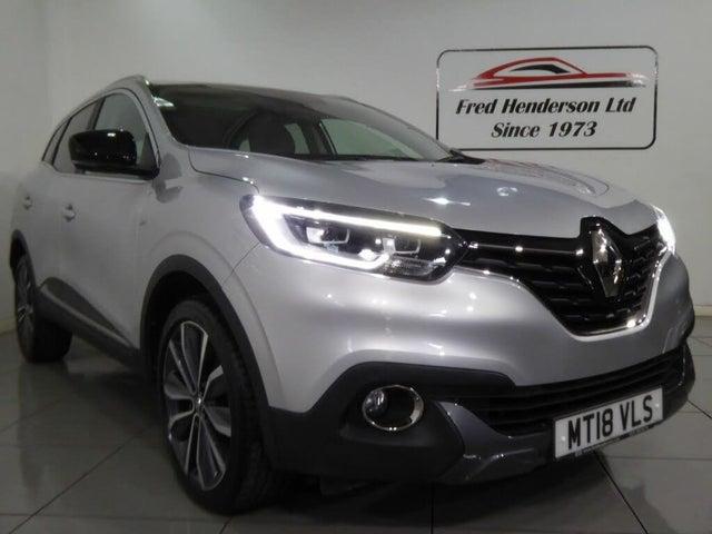 2018 Renault Kadjar 1.2 TCe Signature Nav (s/s) 1198cc (18 reg)