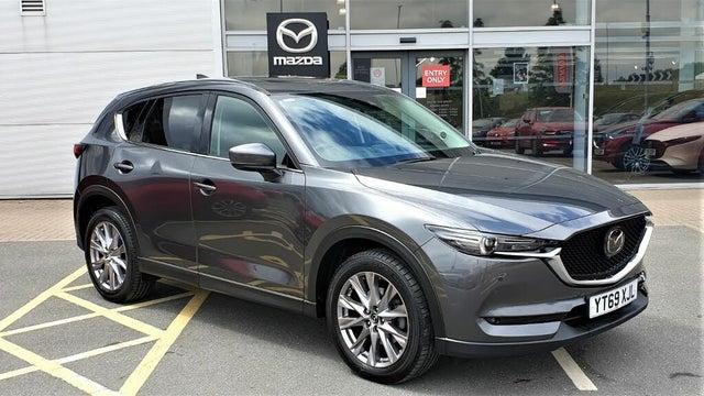 2019 Mazda CX-5 2.2TD Sport (NAV+) (184ps) (AWD)(s/s) (ZK reg)