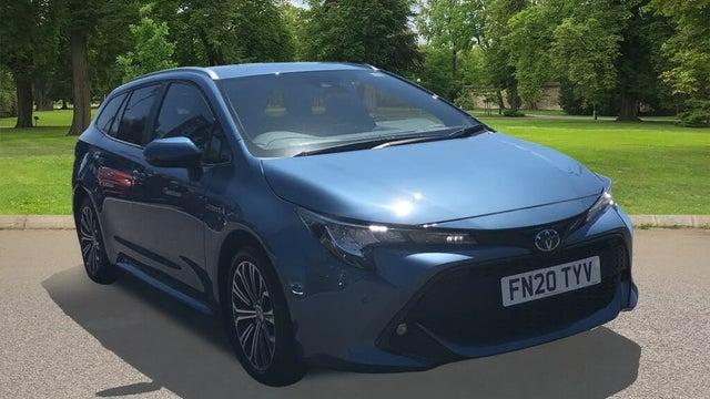 2020 Toyota Corolla 1.8 VVT-i Design (TRK) Touring Sports 5d (1Z reg)