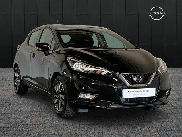 2017 Nissan Micra 1.0 Acenta (Interior-Orange Pk)(Bose Audio Pk)(Exterior+Pk) (17 reg)
