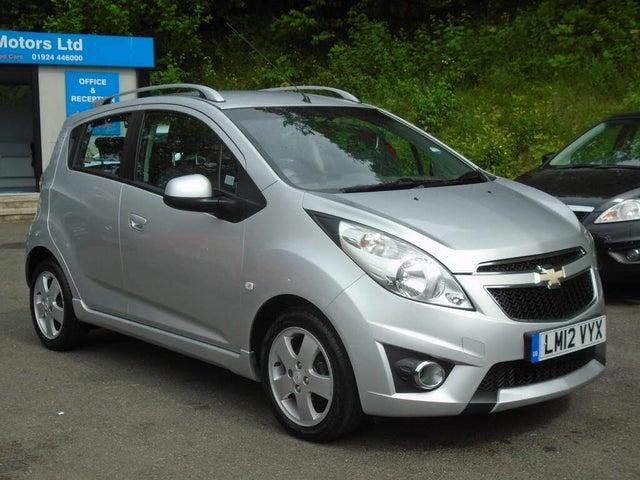 2012 Chevrolet Spark 1.2 LS+ (12 reg)