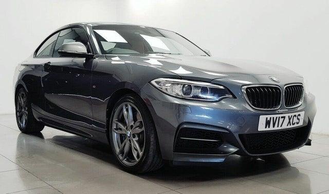 2017 BMW 2 Series 3.0 M240i Coupe Sport Auto (17 reg)