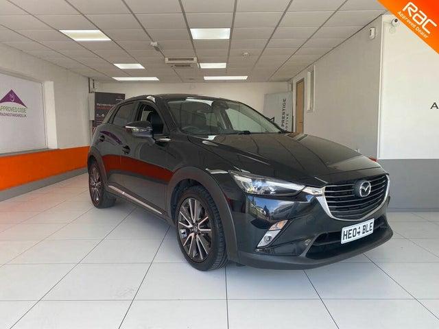 2015 Mazda CX-3 1.5TD Sport Nav (AWD)(s/s) (ZD reg)