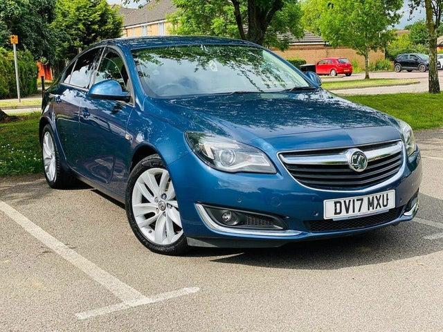 2016 Vauxhall Insignia 2.0CDTi SRi (Nav) (s/s) (LG reg)
