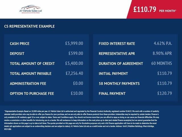 2015 Vauxhall Corsa 1.4 SRi (90ps) ecoFLEX 5d 1398cc (15 reg)
