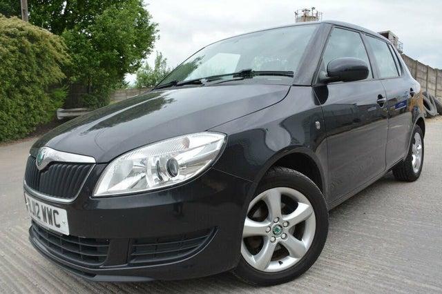 2012 Skoda Fabia 1.2 SE (70bhp) Hatchback 1198cc (12 reg)